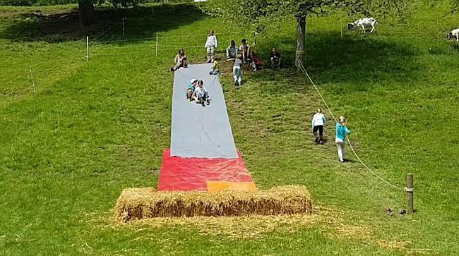 Frühlingsfest am Sunnahof in Göfis