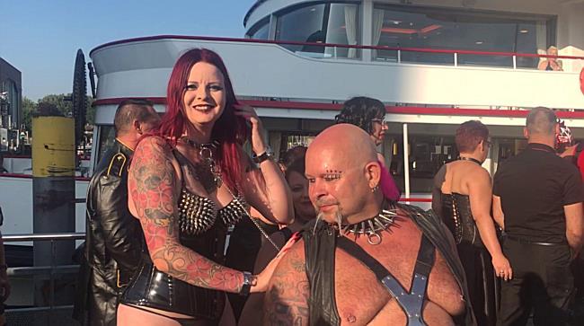 Impressionen vom Torture Ship in Friedrichshafen
