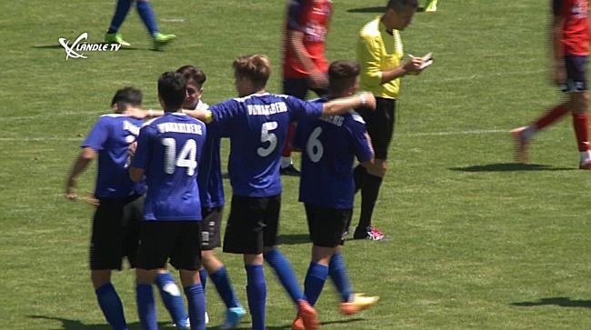 AKA Vorarlberg U18 vs. AKA St. Pölten U18