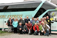 Ausflug der Klostertaler 1942 iger nach Meersburg