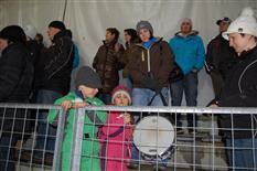 Eishockeymatch des EHC Aktivpark Montafon