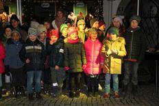 Eröffnung des Weihnachtsmarkt Schruns