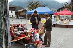 Erster Frühjahrsmarkt in Schruns