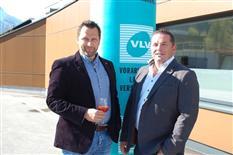 Feierliche Eröffnung des VLV Büros