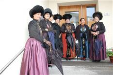Feierlicher Pfarreinzug in Tschagguns