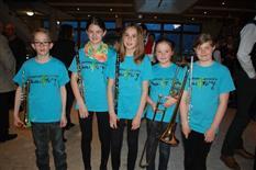 Frühjahrskonzert der Harmoniemusik Tschagguns
