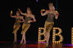 Fulminante Burlesque Show der