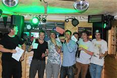 Fußball Tunier mit DJ Hans Steiner
