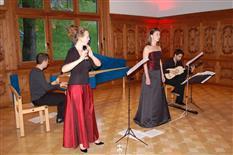 Konzert des Barockensembles