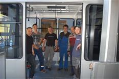 Kristbergbahn wurde saniert