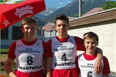 Leichtathletikmeisterschaften der Montafoner Mittelschulen