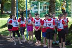 Leichtathletikmeisterschaftene der Montafoner Mittelschulen
