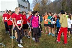 Schul Olympics im Cross Country Laufen1