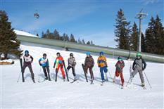 Skirennen der Mittelschule Schruns-Grüt