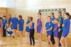 Turnerschaft B'denz bei Bezirksturnmeisterschaften