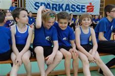 Vereinsmeisterschaft des Turnvereins Bludenz