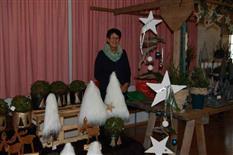 Weihnachtsausstellung der Familie Berthold
