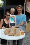Zweiter Tag beim Street Food Festival