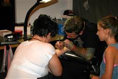 7. Int. Tattoo Convention Bregenz