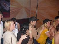 Blondinen-Party im Le Billard