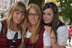 Landesfeuerwehrfest Bregenz - Umzug