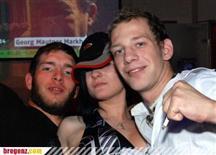 Party im Le Billard in Hard