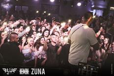 ZUNA LIVE @ CLUB BLUE