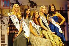 Misswahlball 2014 - die Show