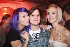 Pre-Silvester-Clubbing