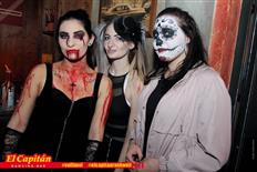 El Capitan Halloweenparty!