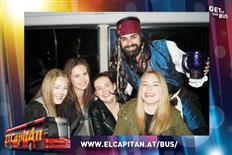 Freitag, 19.05.2017 - Der Captain lädt die Ladies ein & Partybus goes Nenzing!