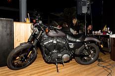Grosse Harley Verlosung Werkstatt Rankweil