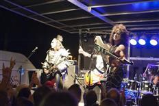 Kiss Forever Band rockt @ Werkstatt Rankweil