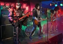 KISS Forever Band Werkstatt