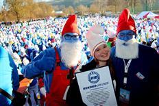 Schlumpf Weltrekord 2019 die Zweite