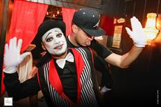 SILL Club Opening Circus