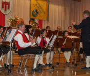 Cäcilakonzert der Harmoniemusik Schruns