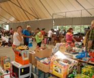 Flohmarkt im Aktivpark