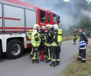 Große Kreisübung der Feuerwehren Montafon