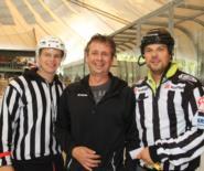 Internationales Super-Mini-Eishockeyturnier