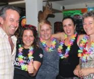 Sangria Weekend im Ausrutscher