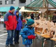 Schmucker Weihnachtsmarkt