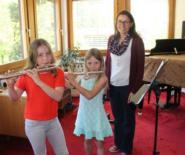 Tag der offenen Tür der Musikschule Montafon