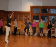 Tanzworkshop des Vereins