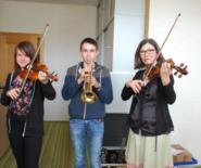 Volksmusikkonzert der Musikschule Montafon