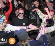 Welcome-Faschingsparty mit PS Alex und DJ Brum