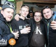 Welcome-Party mit PS Alex und DJ Brum