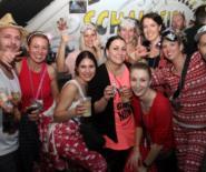 Pyjamaparty der Leiblachtaler Schalmeien