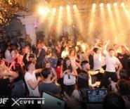 XCUSE ME - 1 JAHR Club Blue Lauterach
