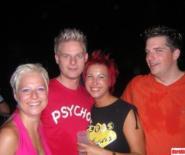 Party beim 'Steinebach Clubbing', Dornbirn